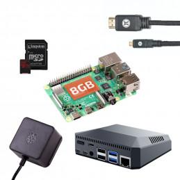 Raspberry Pi 4B/8GB +...
