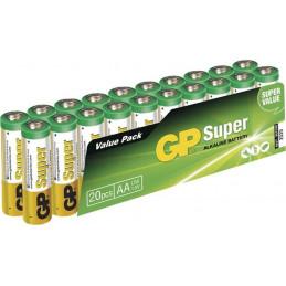 GP Super alkalická baterie...