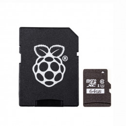 Raspberry Pi 64GB microSDXC...