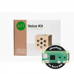 Google AIY Voice Kit, verze...