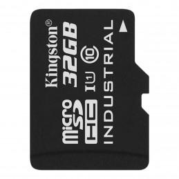 Kingston 32GB microSDHC Industrial Temperature UHS-I karta