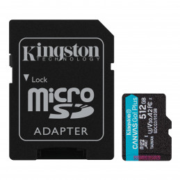 Kingston 512GB microSDXC...
