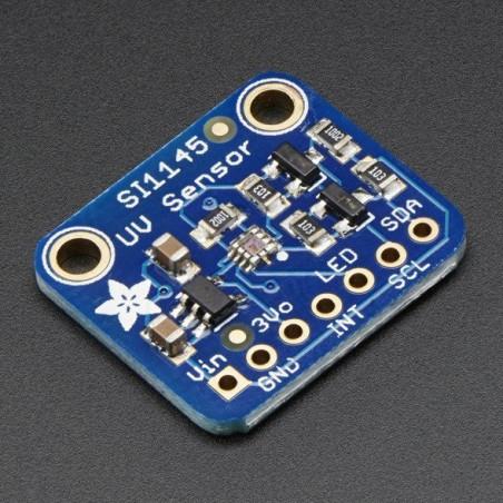 SI1145 senzor - UV index / IR / viditelné světlo