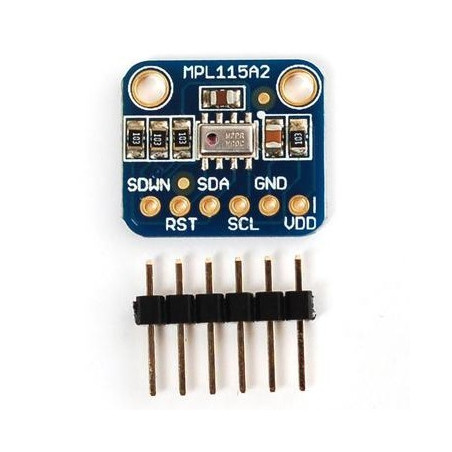 MPL115A2 senzor - tlak / výška / teplota