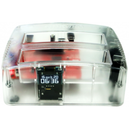 ODROID-HC4 s OLED displejem