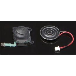 Joystick a reproduktor pro...
