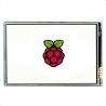 """Waveshare 3.5"""" LCD (B) displej, 320×480, dotykový, rezistivní, IPS, SPI"""