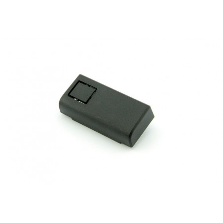 C-M kryt, USB, Ethernet, černá