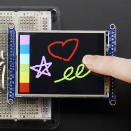 """2,8"""" dotykový TFT LCD s..."""