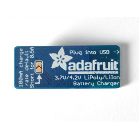 Micro Lipo - USB nabíječka LiIon/LiPoly baterií
