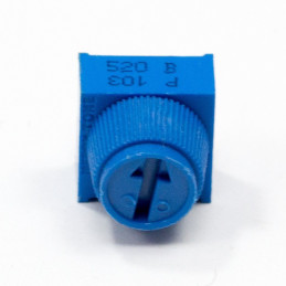 Trimovací potenciometr (10kΩ)