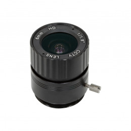 "Arducam 1/2,3"" 6mm f/1,4 CS..."