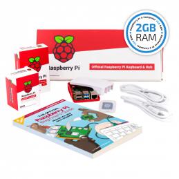 Raspberry Pi 4B/2GB Desktop...