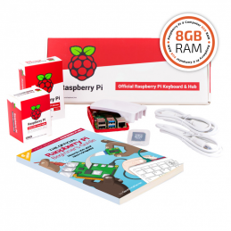 Raspberry Pi 4B/8GB Desktop...