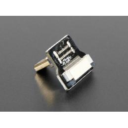 micro HDMI adaptér pro DIY...