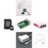 Zonepi sada s Raspberry Pi 4, 4GB RAM, 32GB karta, oficiální krabička, bílá