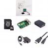 Zonepi sada s Raspberry Pi 4, 4GB RAM, 32GB karta, oficiální krabička, černá