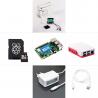 Zonepi sada s Raspberry Pi 4, 2GB RAM, 32GB karta, oficiální krabička, bílá