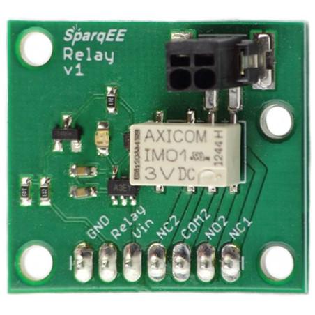 SparqEE Relay Board -  Rozšíření pro RPi