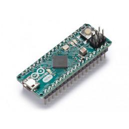 Použité Arduino Micro,...