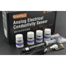 Gravity: Analogový senzor...