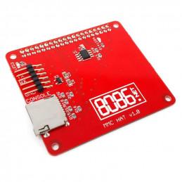8086.NET MMC HAT