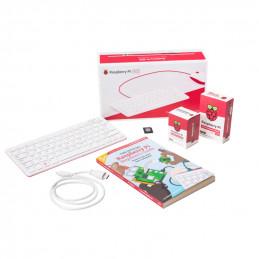 Rozbalený Raspberry Pi 400...