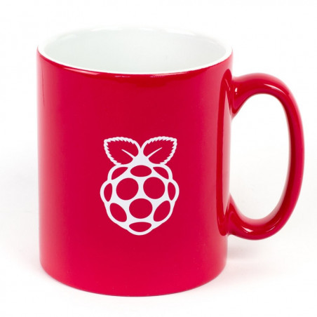 Raspberry Pi hrnek