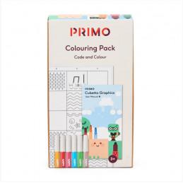 Primo Toys - Kreslící set...