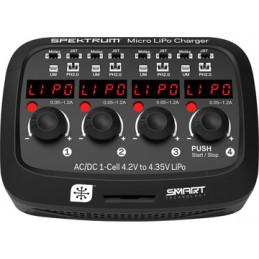 Spektrum nabíječ Micro LiPo...