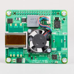 Rozbalené Raspberry Pi PoE+...