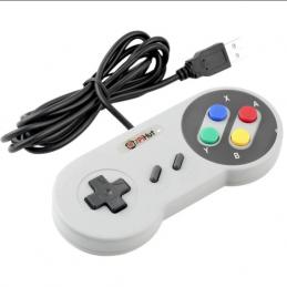 """Retro """"SNES"""" USB gamepad..."""