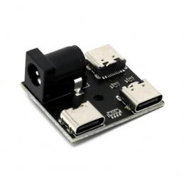 USB-C Data/Power splitter