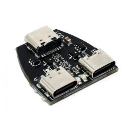 Duální napájení 5 V USB-C