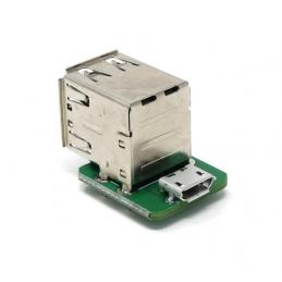 USB rozbočovač napětí