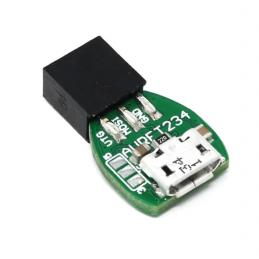 AVRFT234 - malý AVR-ISP...
