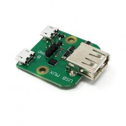 USB přepínač a multiplexer