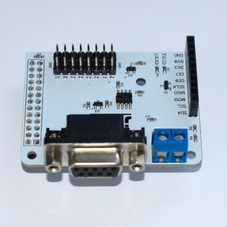 RS485/GPIO Shield v3