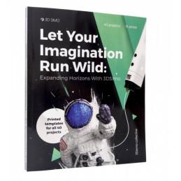 3DSimo Kniha pro 3D pera -...