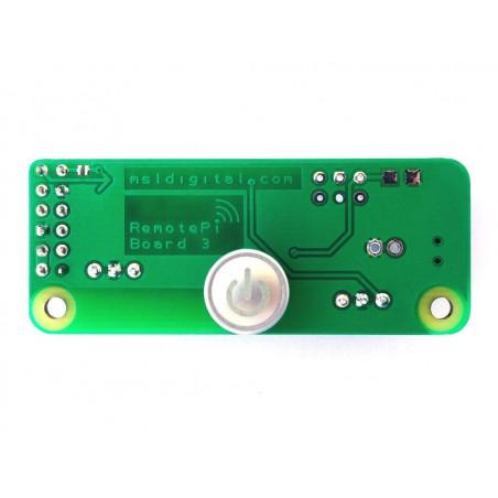 RemotePi vypínač pro Pi 3 (interní IR a LED)