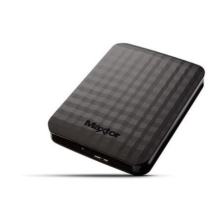 Maxtor M3 Portable External Hard Drive 1TB, černá