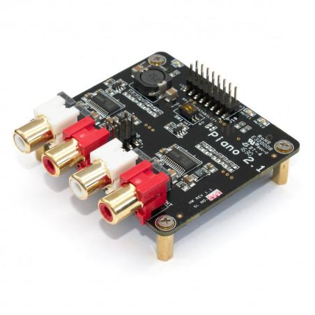 Allo Piano 2.1 Hi-Fi DAC