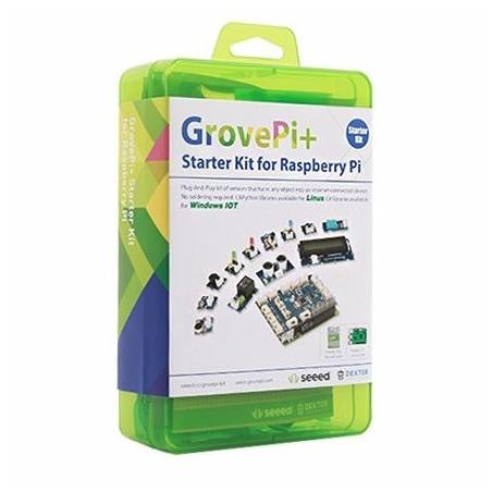 Seeed Studio GrovePi+ Starter Kit