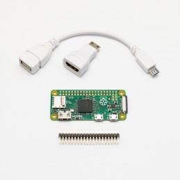 Raspberry Pi Zero + adaptéry