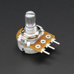 Panel Mount Potentiometer
