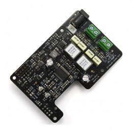 IQaudIO Pi-AMP+ pro Pi-DAC+