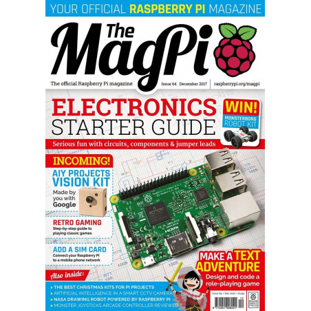 The MagPi 64
