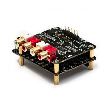 Allo Piano 2.1 DAC + Kali Reclocker