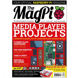 The MagPi 66