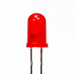 Diffused Red 5mm LED